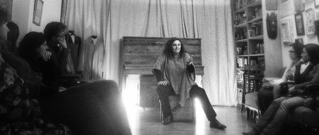 Representación en el Teatro Estudio Tuzla